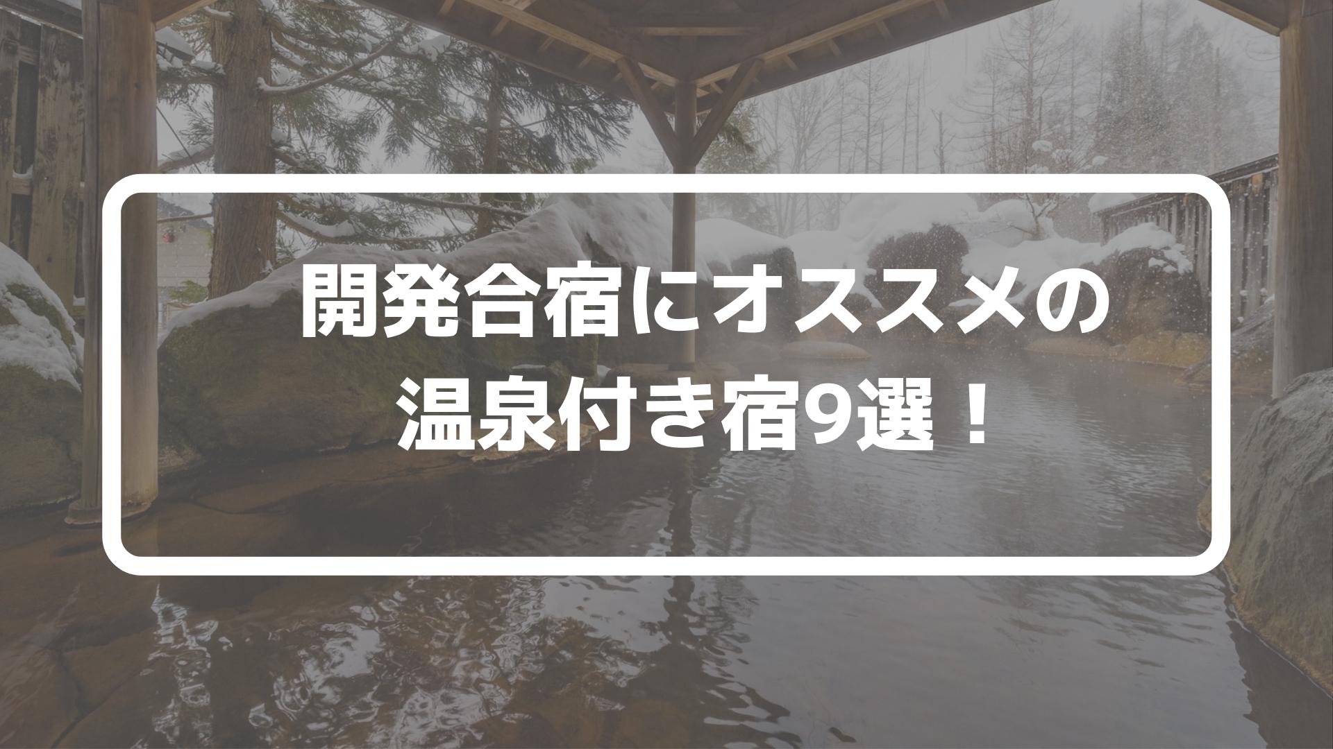 開発合宿温泉 (1)